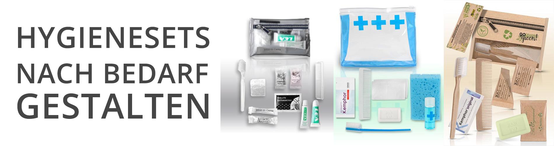 Hygienekits und hygienesets