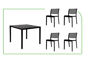 Furniture for gastronomy and hotel industry