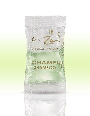 Shampoo Grüner Tee im Sachet 15ml