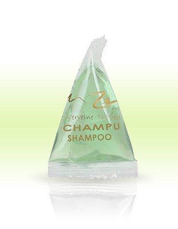 Shampoo im Pyramiden-Sachet 15ml