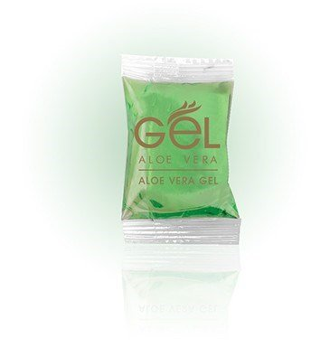 Duschgel Aloe Vera 15 ml 100% Nature