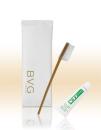 Zahnpflegeset 2-Teilig mit Tube BVG Gold