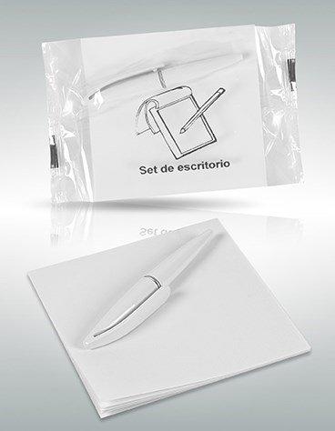 Notiz-Set Kugelschreiber Personalisiert