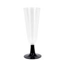 Champagner Plastikgläser