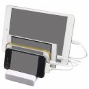 Aufladestation für Smartphones und Tablets