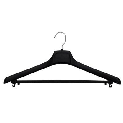 10 Kleiderbügel schwarz