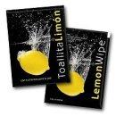 Erfrischungstuch Lemon