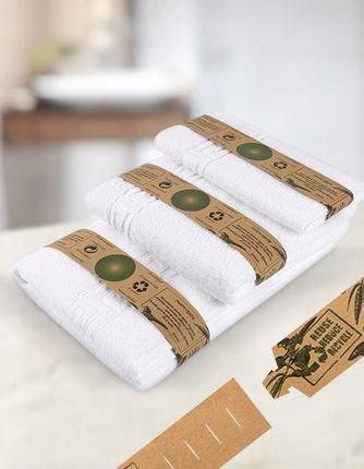 Garantiesiegel für saubere Handtücher Neutral