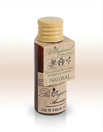 Flacon Duschgel Grüner Tee mit Zitrus 30 ml