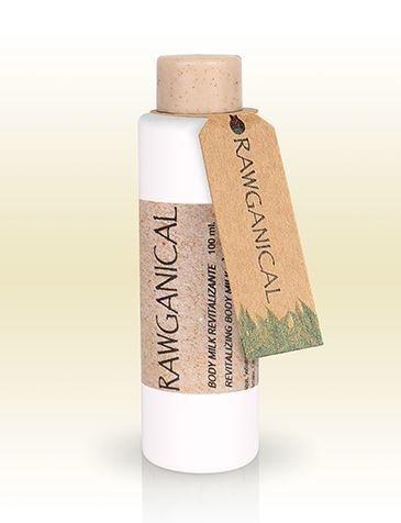 Body Milk Rawganical Flasche 100 ml