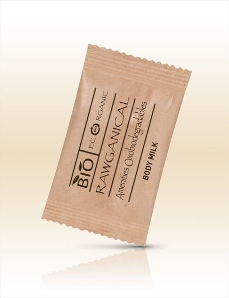 Body Milk Rawganical im Sachet 15 ml