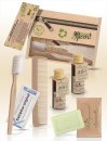 Hygiene Kit Go Green Plus Personalisiert | 100 Stück