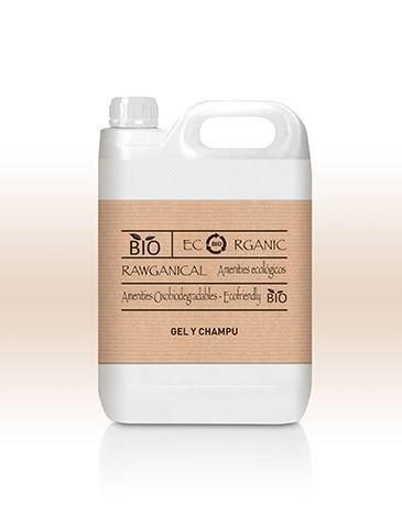 5L Kanister Duschgel/Shampoo 2in1