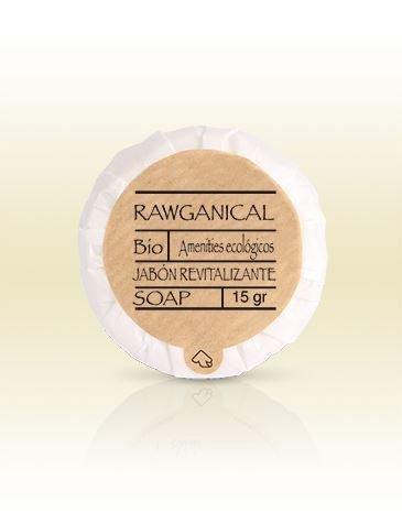 Runde Handseife Ecorganic 15 g | 40 Stück
