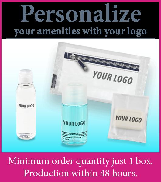personalization amenities